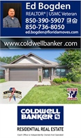 Coldwell Banker Residential Real Estate - Florida - Ed Bogden