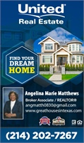 United Real Estate - Angelina Marie Matthews