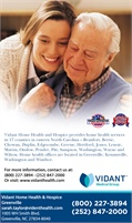 Vidant Home Health & Hospice - Service League Of Greenville
