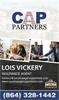 Carolina Agency Partners - Lois Vickery