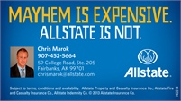 Allstate Insurance Co - Chris Marok