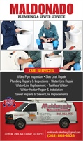 Maldonado Plumbing And Sewer Service