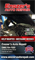 Enszer's Auto Repair LLC
