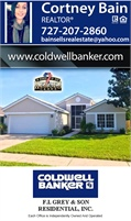 Coldwell Banker F I Grey & Son Residential Real Estate - Cortney Bain