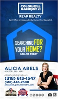 Coldwell Banker Reap Realty - Alicia Abels