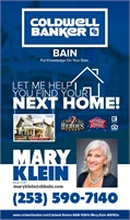 Coldwell Banker BAIN - Mary Klein