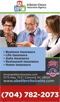 A Better Choice Insurance Agency Inc - Tim Dry
