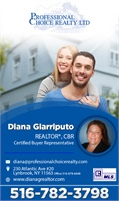 Professional Choice Real Estate - Diana Giarriputo