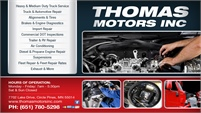 Thomas Motors, Inc.