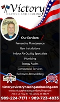 Victory Heating and Cooling Michael's Plumbing
