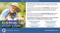Prestige Assisted Living at Lake Havasu City
