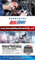Bradenton Auto Clinic Inc