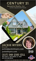 CENTURY 21 Bessette Realty Inc - Jackie Myers