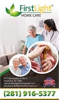 First Light Home Care of Pearland