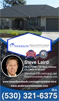Anderson Real Estate Sales - Steve Laird