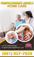 Compassionate Angels Home Care