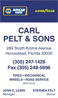 Carl Pelt and Sons