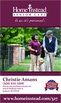 Home Instead Senior Care - Christie Amans